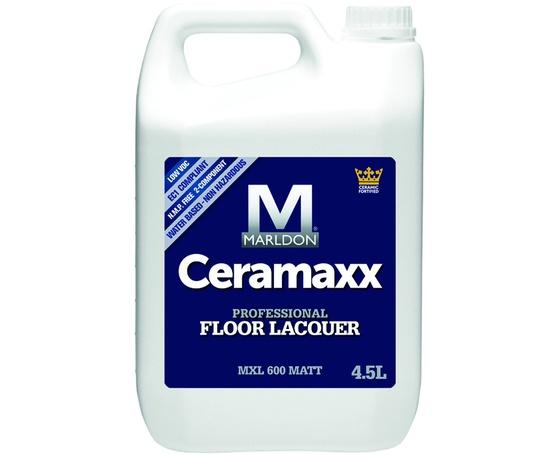 Marldon Ceramaxx floor lacquer