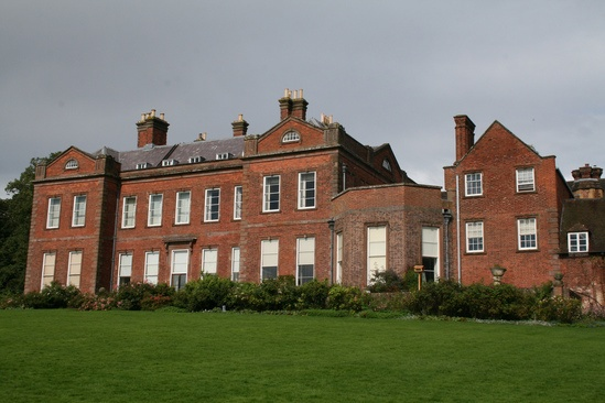 Nu-Flame fire retardant coatings - Dunmaston Hall