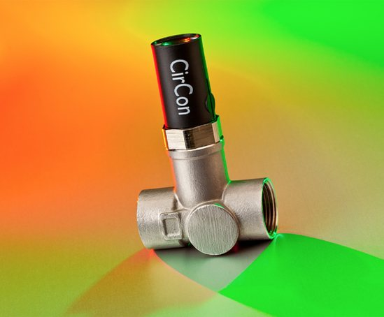 CirCon domestic hot water thermostatic valve