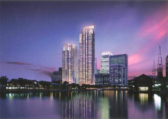 Frese valves for UK tallest residential tower