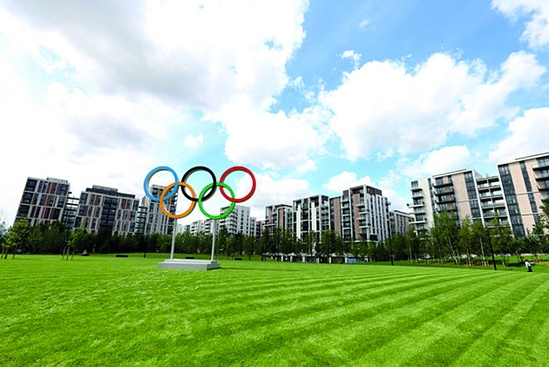 Frese valves for Olympic Village apartments, London