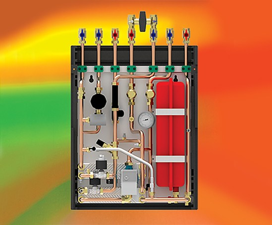 AquaHeat Twin Plate heat interface unit (HIU)