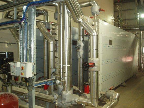 Heat Exchangers at Cannock