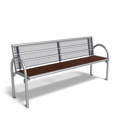 Siesta outdoor bench