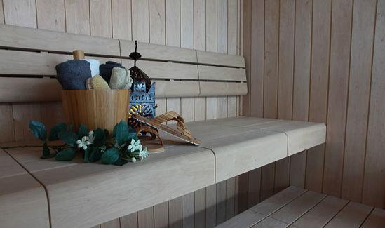 Bespoke sauna and steam room north london residence