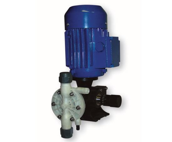 MS plunger piston metering pump