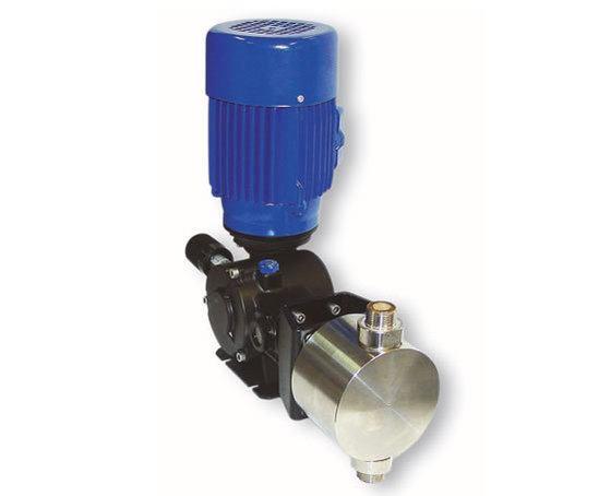 PS plunger piston metering pump
