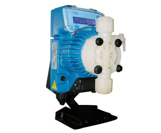 Tekna TPG solenoid dosing pump