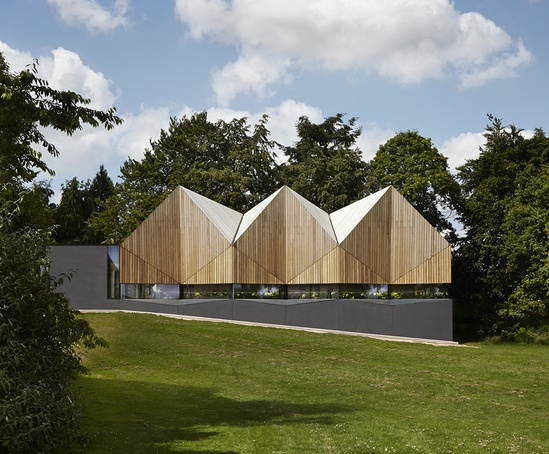 RIBA award-winning new-build for school