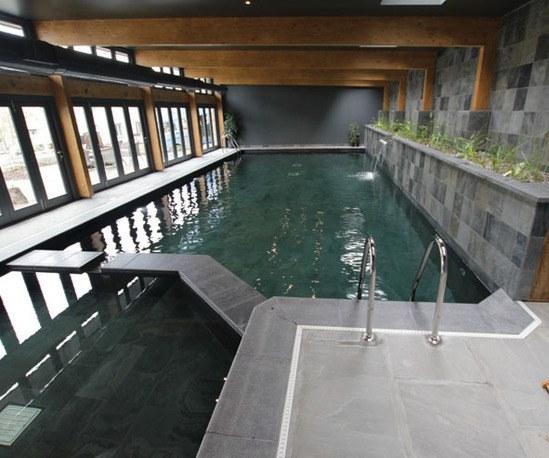 Indoor natural swimming pools clear water revival esi for Pool koi aquatics ltd