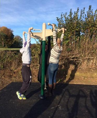 Outdoor gym for Merriott Parish Council