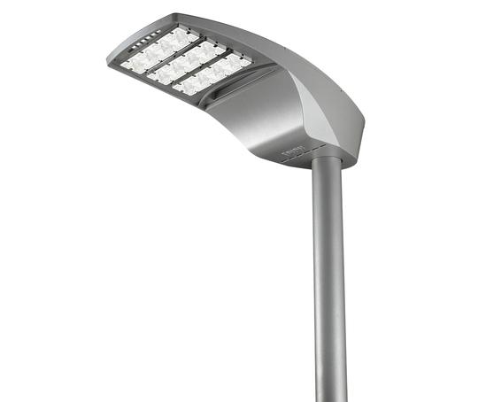 Kirium 3 LED road lantern