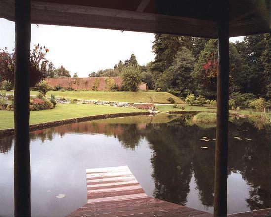 Splash Gordon provides pond design and build services