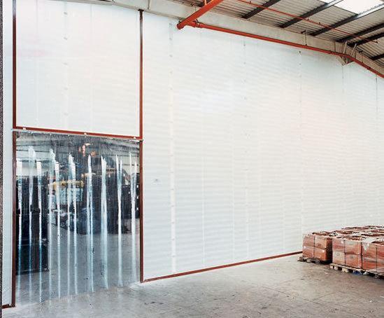 Flexistrip® PVC strip curtains