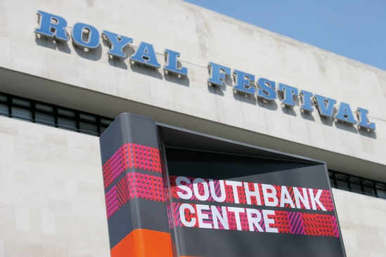 Royal Festival Hall - Design & implementation