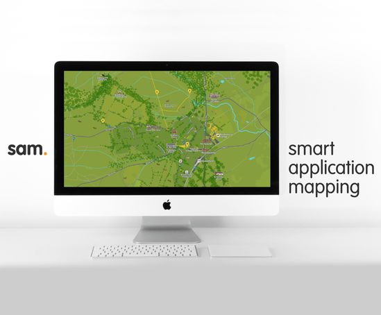 smart application mapping