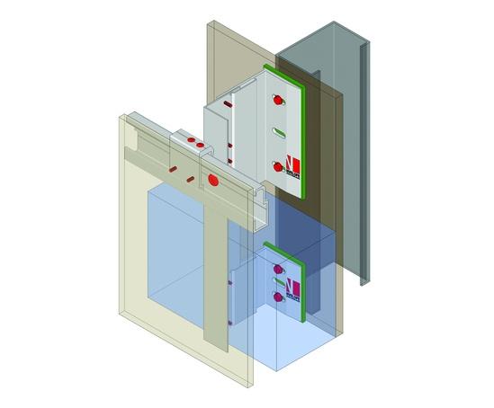 ceramic thin stone ventilated rainscreen facades nvelope rainscreen systems esi building. Black Bedroom Furniture Sets. Home Design Ideas