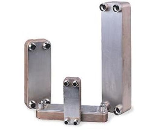 Brazed plate boiler separation heat exchangers   MHG Heating   ESI ...