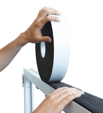 ISO-BLOCO HYBRATEC Installation