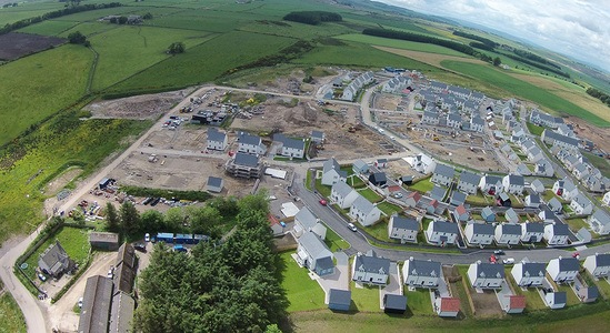 Part of the £2 billion development in Aberdeen