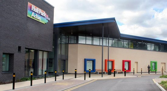 Street furniture for holt park active leisure centre langley design esi external works Home furniture and more in langley park