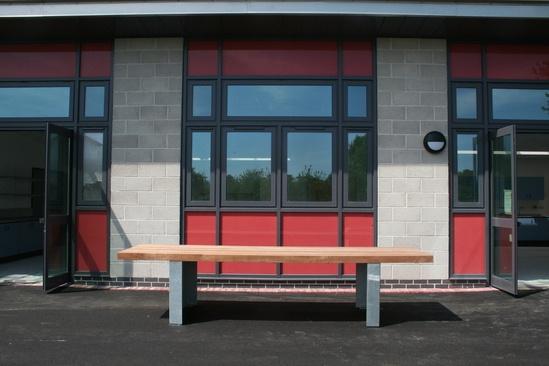 Langley Work Table - LPT100