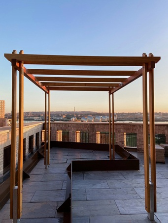 Sheldon Timber Pergola - SPG300