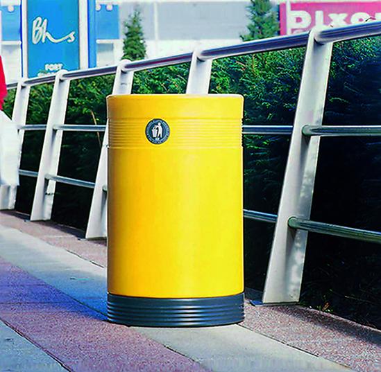 Pewsham Litter Bin - PLC401