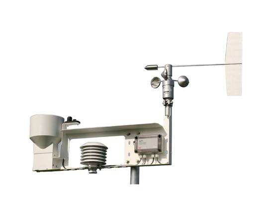 WS-GP1 compact weather station