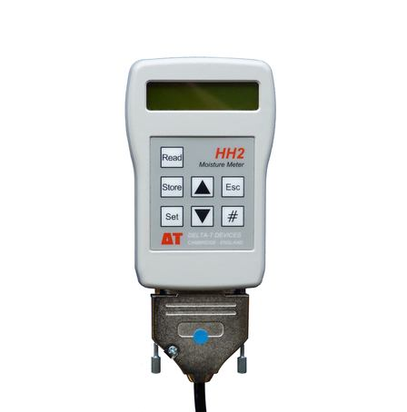 HH2 Moisture Meter Readout Unit