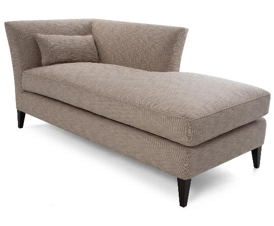 Amalie chaise longue sofa chair company esi interior for Chaise longue design cuir
