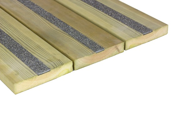 Gripsure boardwalk Urban decking