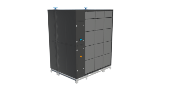 AireWall™ computer room cooling system