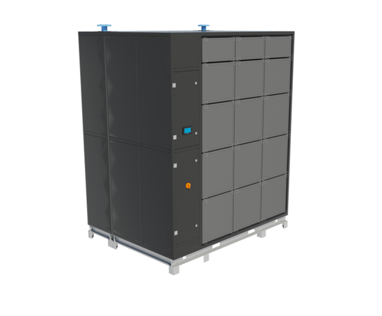 AireWall™ computer room air handling and cooling unit