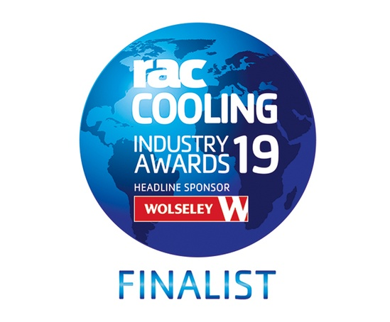 RAC Cooling Industry Awards finalist - Airedale