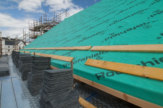 Roofshield® roofing underlay