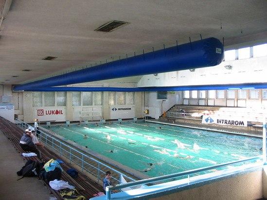 Fabric ducting for swimming pools | Prihoda UK Ltd | ESI