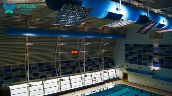 Fabric Ducting For Swimming Pools Prihoda Uk Ltd Esi Building Services