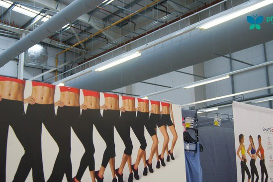 Prihoda Textile socks for Decathlon