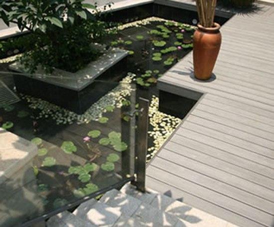 Coredeck wood plastic composite decking core landscape - Core landscape products ...