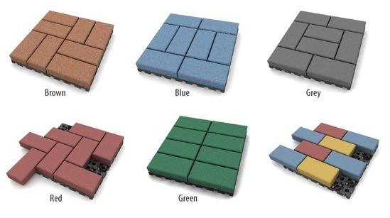 Corepaver recycled porous paving system core landscape - Core landscape products ...