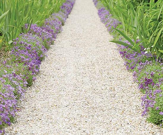 Core path gravel stabiliser panels core landscape - Core landscape products ...