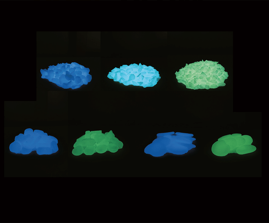 Core glow luminescent pebbles core landscape products - Core landscape products ...