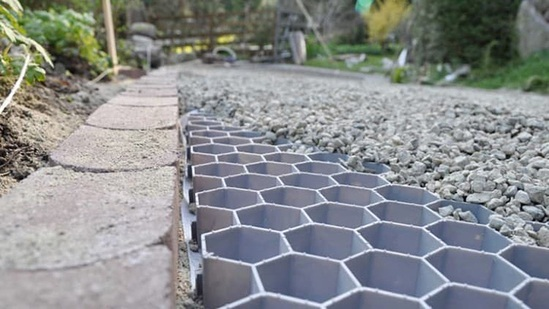 coredrive gravel stabiliser core landscape products