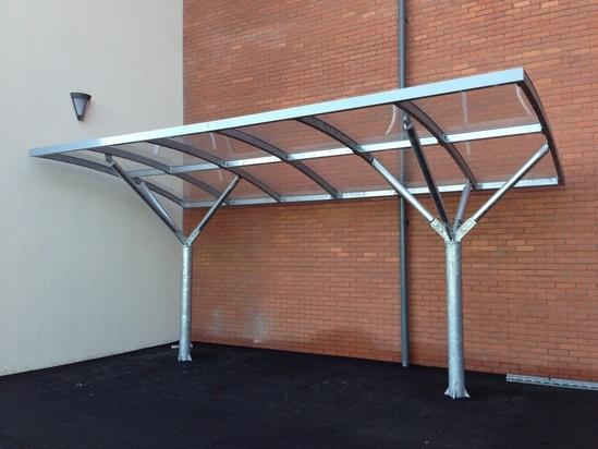 Xeron cycle shelter