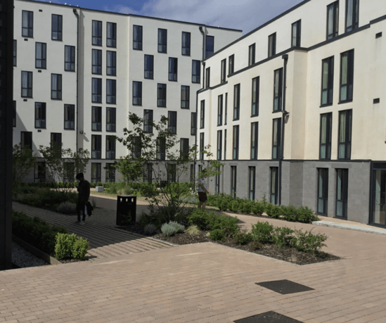 Unite Students accommodation