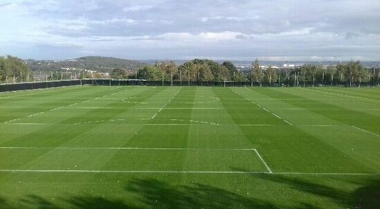 Mixto hybrid turf installation - Sheffield FC