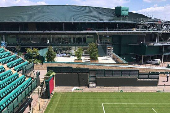 No. 1 court, Wimbledon