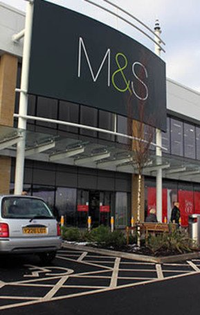 marks and spencers internal and external The internal error affected m&s's sparks card membership  it declared was  due to an internal error as opposed to an external hack, which.
