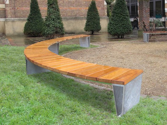 Veeva Straight And Curved Bench Seats Furnitubes